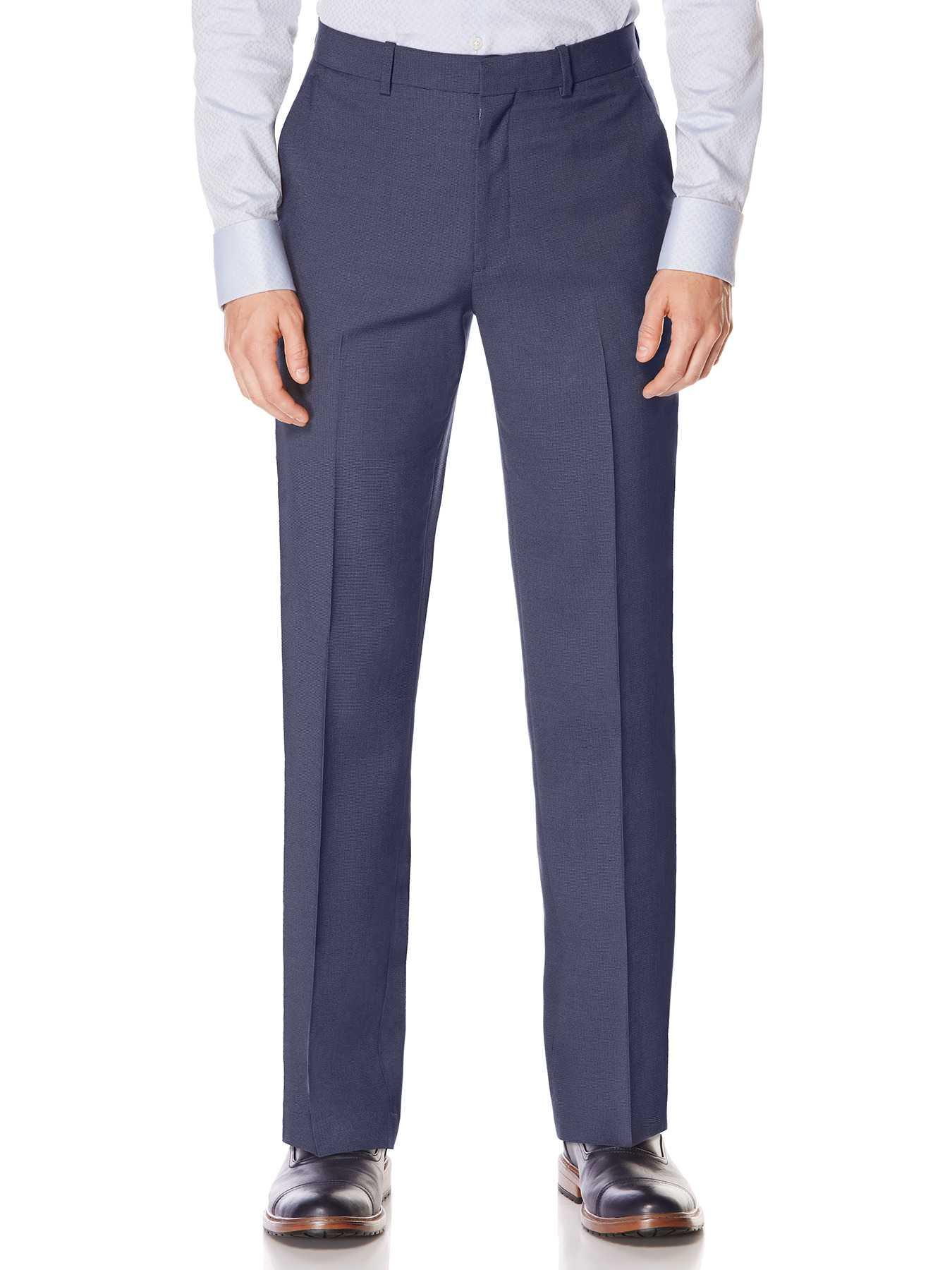 Perry Ellis Classic Fit Neat Portfolio Dress Pant