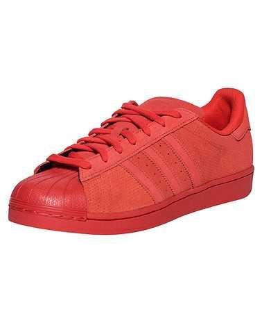 adidas MENS Red Footwear / Sneakers 12.5