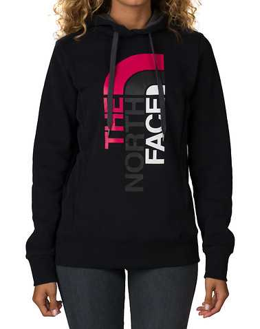 THE NORTH FACE WOMENS Black Clothing / Sweatshirts