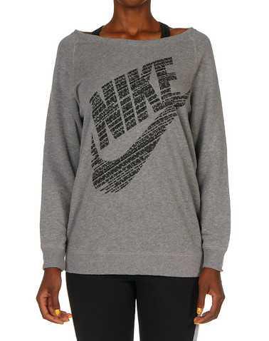 NIKE SPORTSWEAR WOMENS Grey Clothing / Sweatshirts S