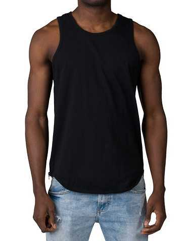 DECIBELENS Black Clothing / Tank Tops