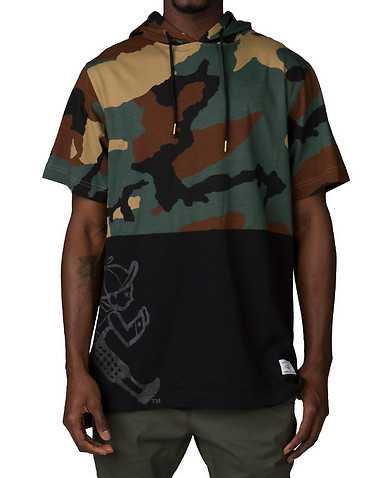 PLAY CLOTHS MENS Black Clothing / Tops XL