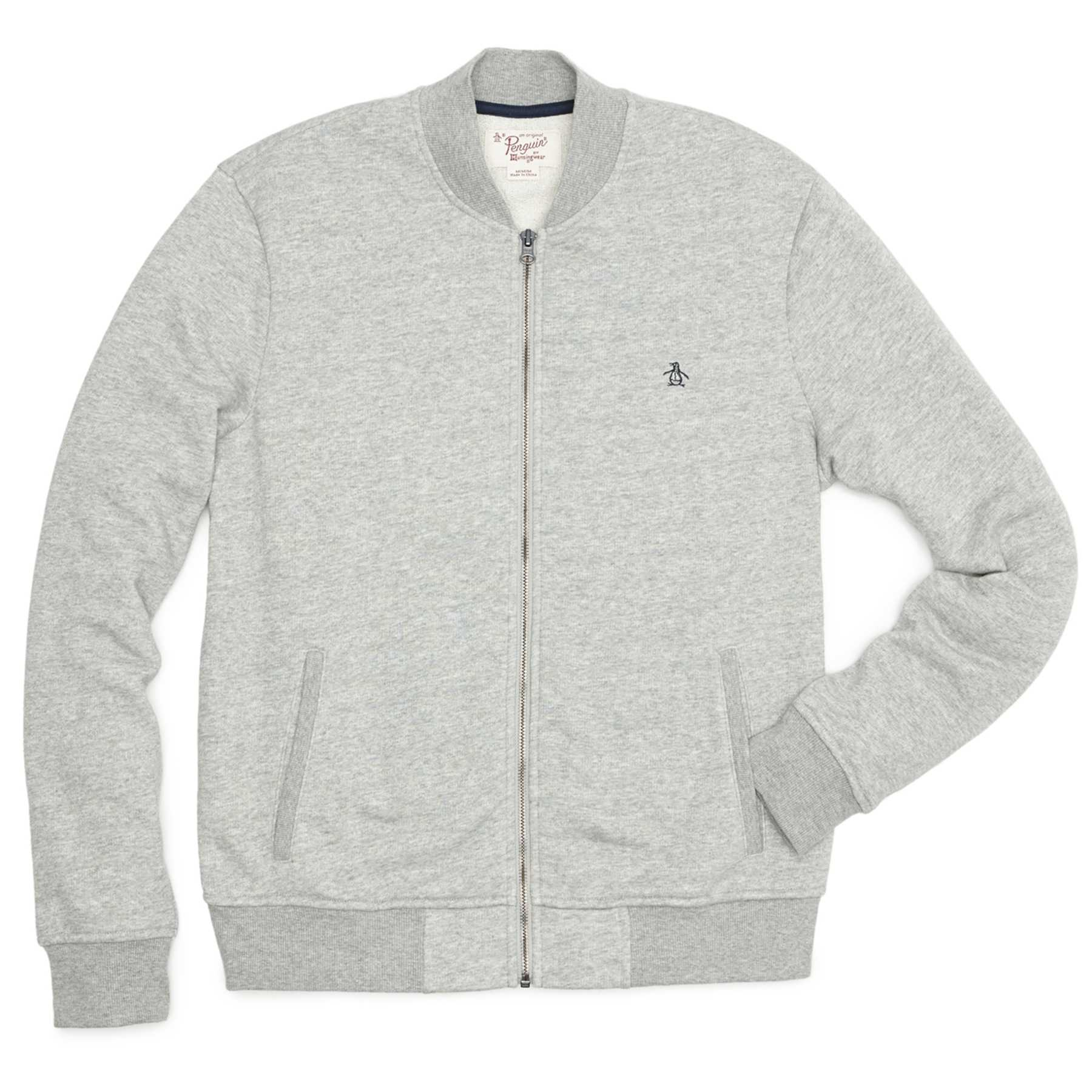 Original Penguin TERRY TRACK JACKET