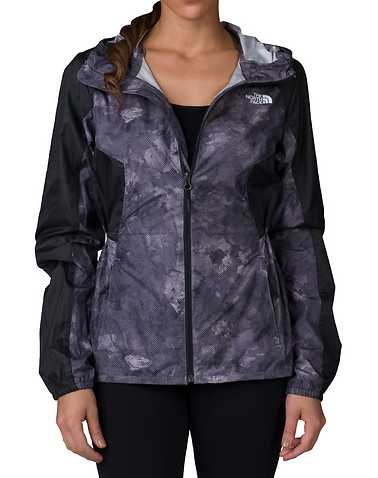 THE NORTH FACE WOMENS Grey Clothing / Light Jackets L