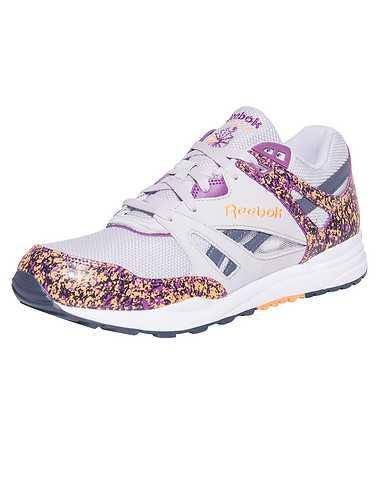 REEBOK MENS Grey Footwear / Sneakers