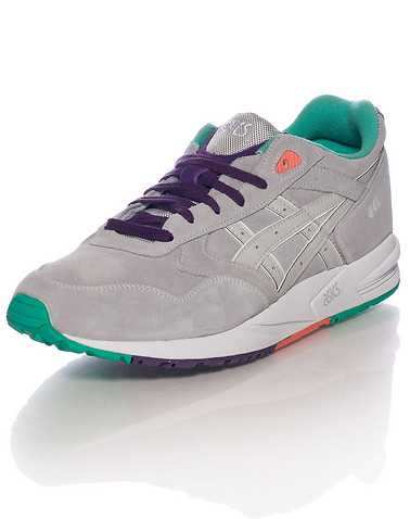 ASICS MENS Grey Footwear / Sneakers