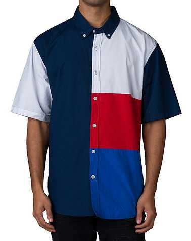 DECIBEL MENS Multi-Color Clothing / Button Down Shirts