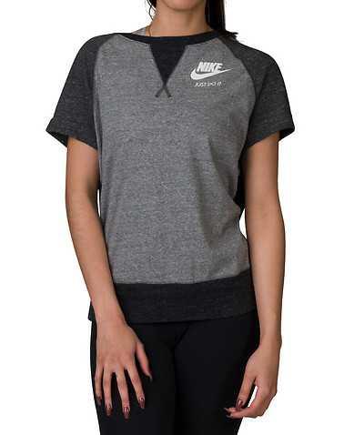 NIKE SPORTSWEAR WOMENS Grey Clothing / Tops