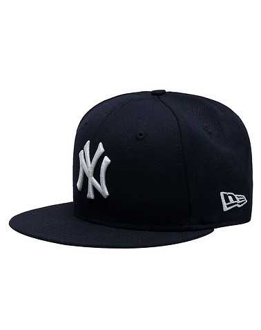 NEW ERA MENS Navy Accessories / Caps Snapback ONES