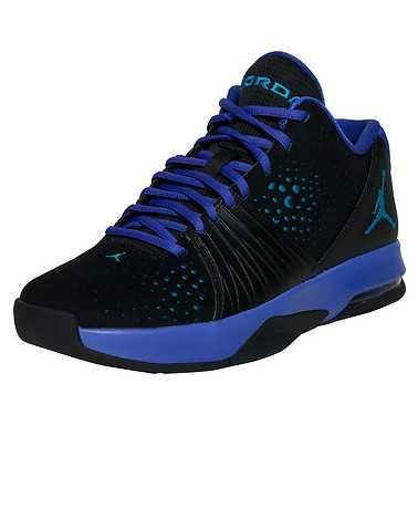 JORDAN MENS Black Footwear / Sneakers 10