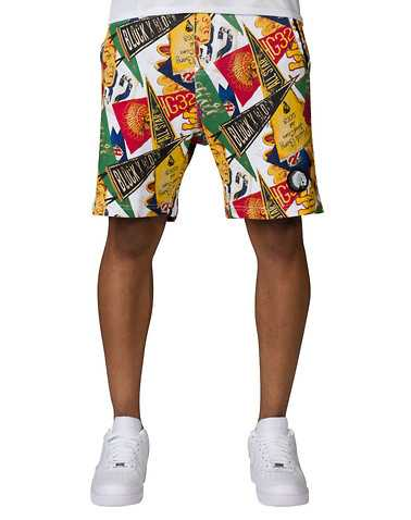 HUSTLE GANG MENS Multi-Color Clothing / Athletic Shorts