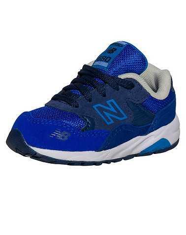 NEW BALANCE BOYS Dark Blue Footwear / Sneakers