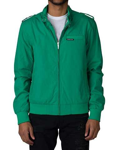 MEMBERS ONLYENS Green Clothing / Outerwear