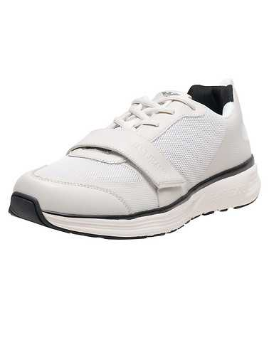 ARMANI JEANS MENS White Footwear / Casual