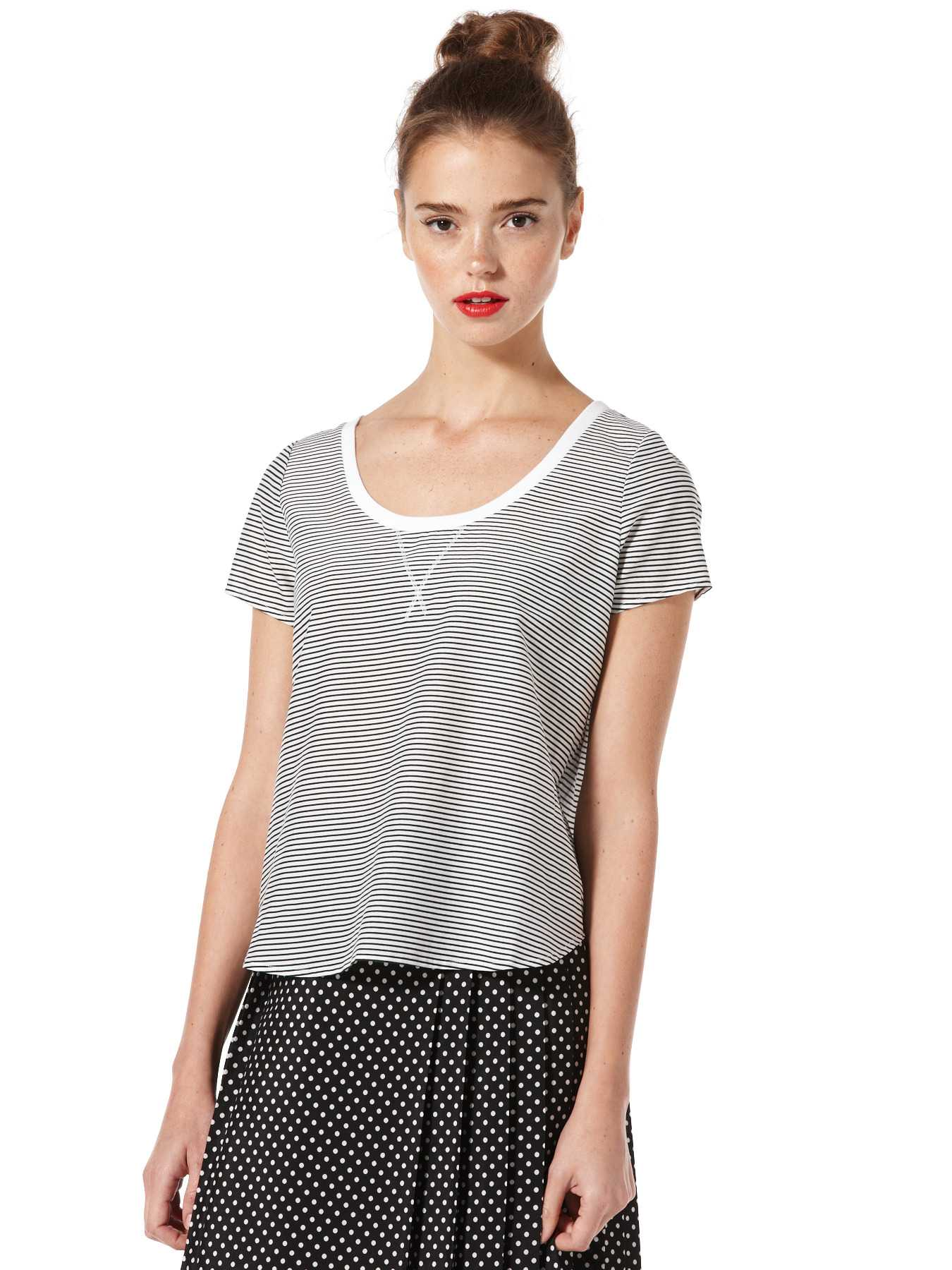 Original Penguin REGINA SCOOP TEE