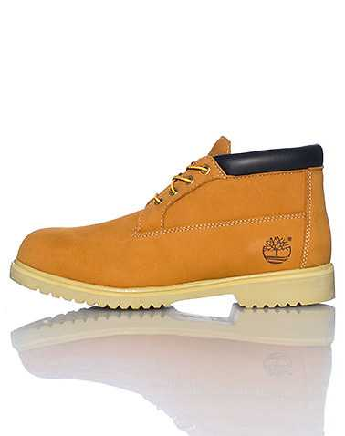 TIMBERLAND MENS Beige-Khaki Footwear / Boots 9.5