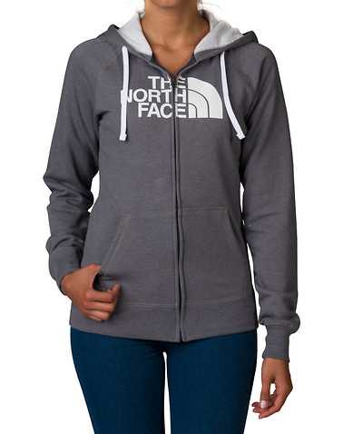 THE NORTH FACE WOMENS Grey Clothing / Sweatshirts