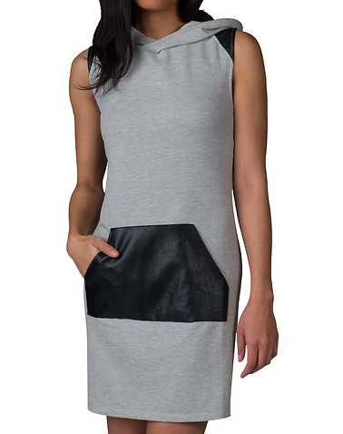 LA BELLE ROC WOMENS Grey Clothing / Dresses M