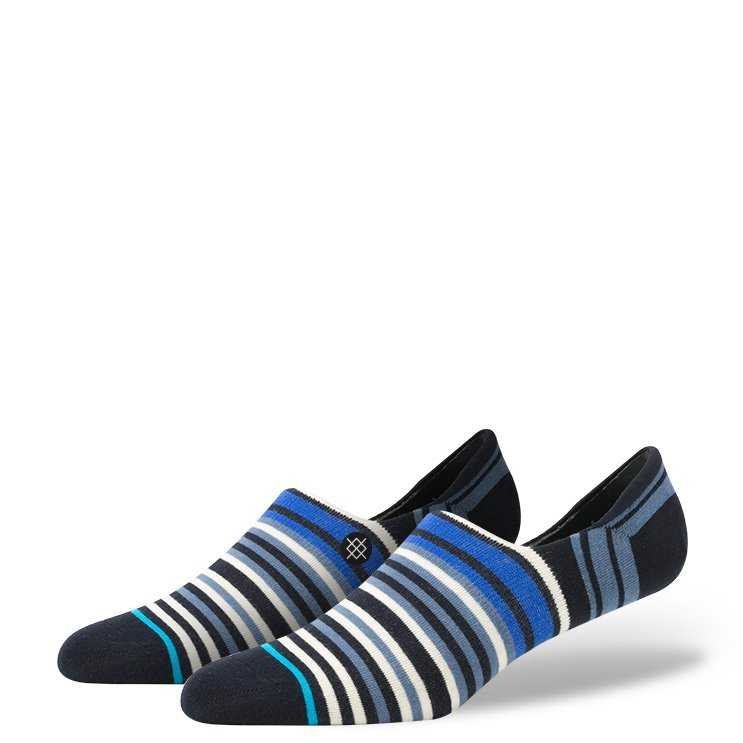 Stance Truckee BLU M SUPER INVISIBLE Socks