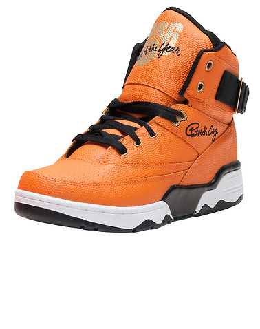 EWING ATHLETICS MENS Orange Footwear / Sneakers