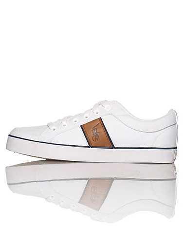 POLO FOOTWEAR MENS White Footwear / Casual 9