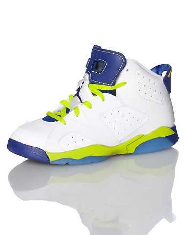 JORDAN BOYS White Footwear / Sneakers