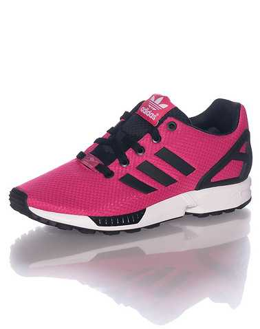 adidas GIRLS Dark Pink Footwear / Sneakers