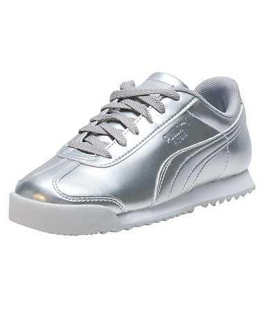 PUMA GIRLS Silver Footwear / Sneakers