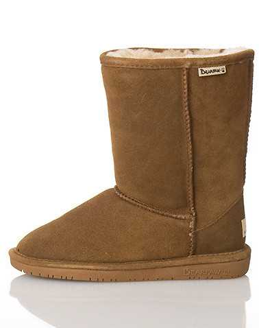 BEARPAW WOMENS Brown Footwear / Boots