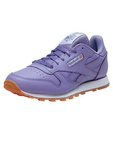 REEBOK GIRLS Purple Footwear / Sneakers