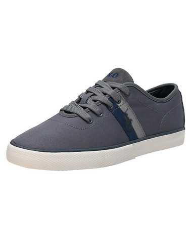 POLO FOOTWEAR MENS Dark Grey Footwear / Casual
