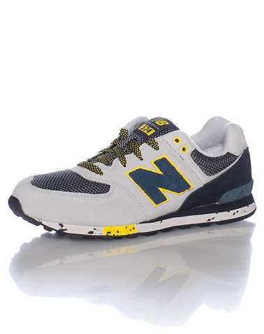 NEW BALANCE BOYS Grey Footwear / Sneakers 6