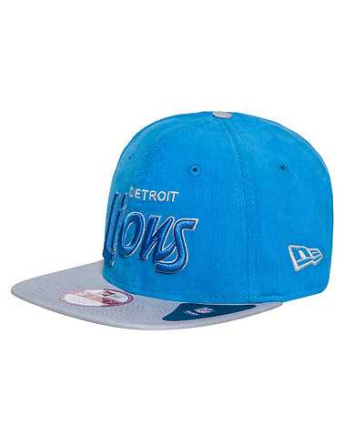 NEW ERA MENS Blue Accessories / Caps Snapback One Size