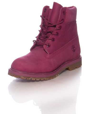 TIMBERLAND WOMENS Purple Footwear / Boots 6.5