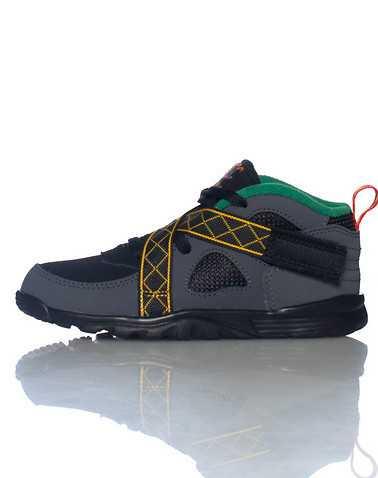 NIKE BOYS Grey Footwear / Sneakers 4C