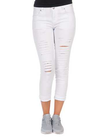 ESSENTIALS WOMENS White Clothing / Bottoms 5
