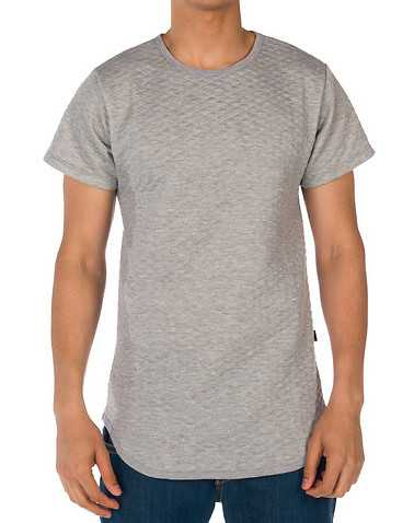 EPTM MENS Grey Clothing / Tees and Polos M