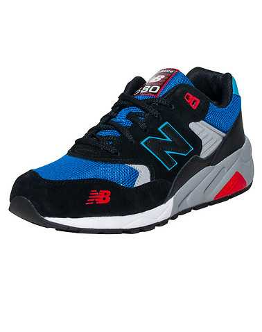 NEW BALANCE MENS Black Footwear / Sneakers 8.5
