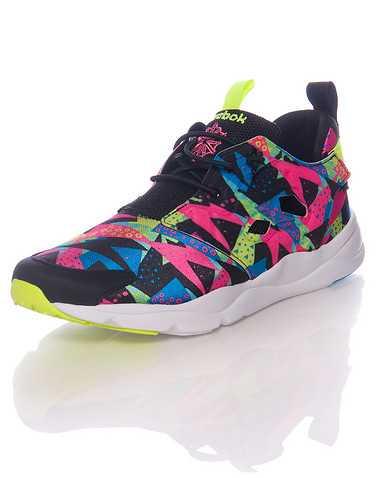 REEBOK MENS Multi-Color Footwear / Sneakers