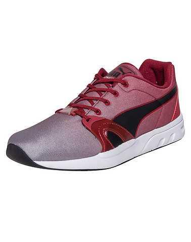 PUMA MENS Red Footwear / Sneakers