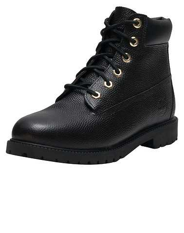 TIMBERLAND BOYS Black Footwear / Boots