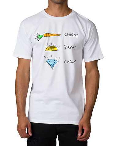 DIAMOND SUPPLY COMPANYENS White Clothing / Tops