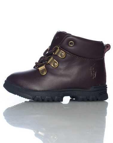 POLO FOOTWEAR BOYS Brown Footwear / Boots 4