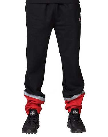 CHAMPION MENS Black Clothing / Sweatpants L