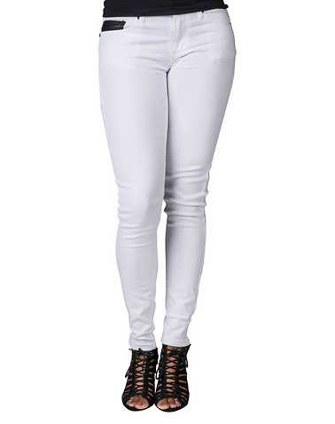 LA BELLE ROC WOMENS White Clothing / Jeans 5/6