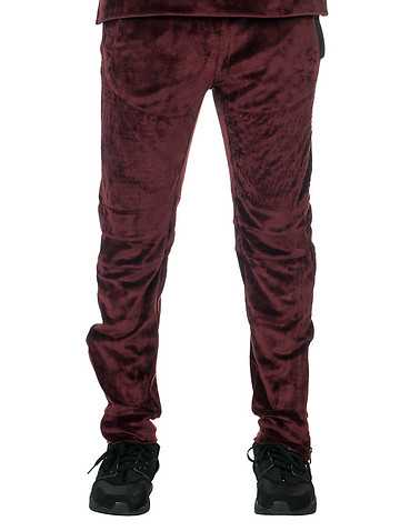 HUDSON OUTERWEAR MENS Burgundy Clothing / Sweatpants M