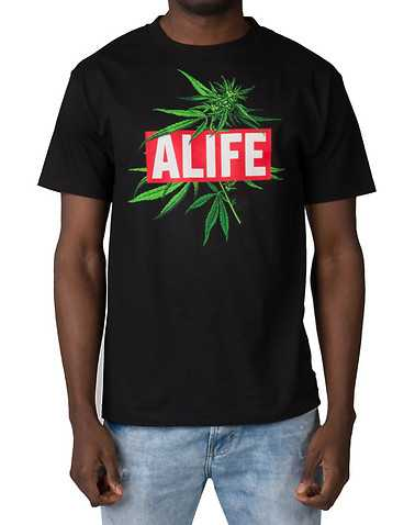 ALIFEENS Black Clothing / Tops