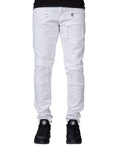 EMBELLISH MENS White Clothing / Jeans 28