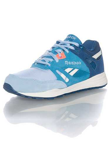 REEBOK WOMENS Blue Footwear / Sneakers