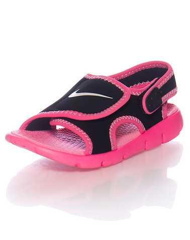 NIKE GIRLS Black Footwear / Sandals 5C